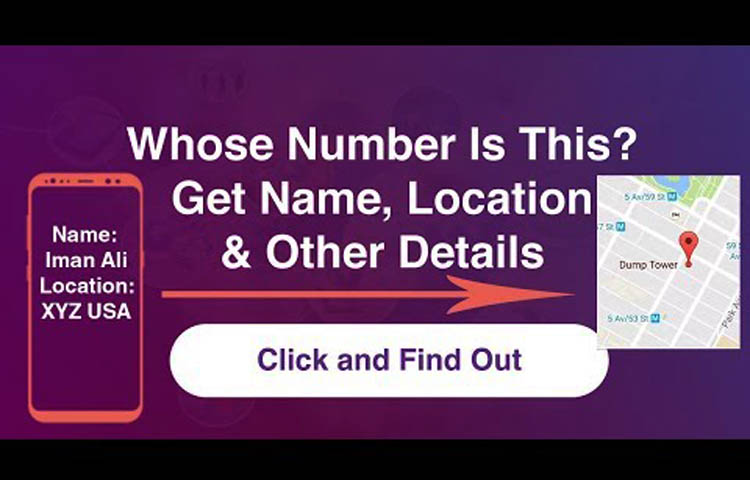 how to find out whose phone number this is
